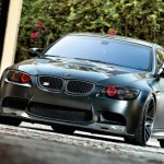 MATTE BLACK BMW E92 M3 Tuning by ACTIVE AUTOWERKE