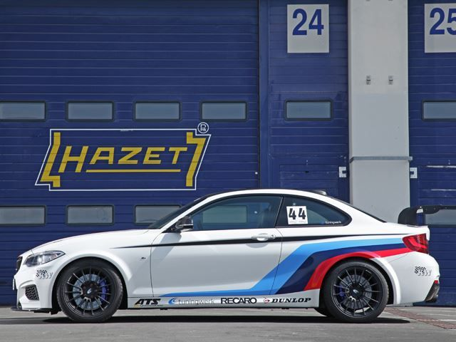 BMW M235i tuned by TUNINGWERK