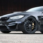 BMW M4 tuned by G POWER (520 HP)