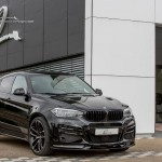 BMW X6R CLR tuned  by LUMMA DESIGN