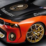 Concept BMW 2002 HOMMAGE PEBBLE BEACH