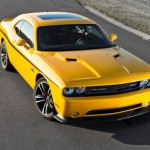 2013 DODGE CHALLENGER SRT8 392 Yellow Jacket