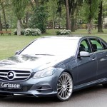 MERCEDES-BENZ  E CLASS tuned by CARLSSON