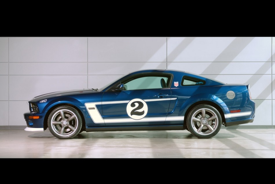 OoPs!NEW MUSTANG FASTBACK SALEEN…