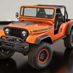 JEEP CJ66 tuned by MOPAR