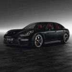 JET BLACK METALLIC PORSCHE PANAMERA TURBO-S by PORSCHE EXCLUSIVE