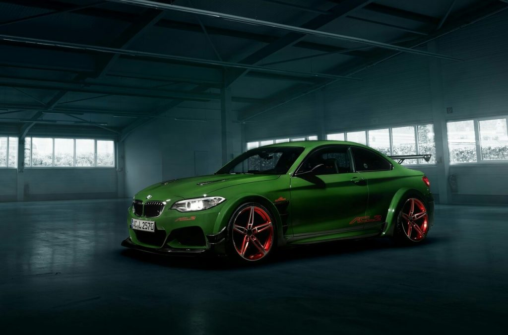 BMW 2 AC SCHNITZER ACL2 Concept