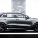 PORSCHE CAYENNE tuned by REGULA EXCLUSIVE