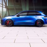 PORSCHE Cayenne tuned by TECHART I Oopscars