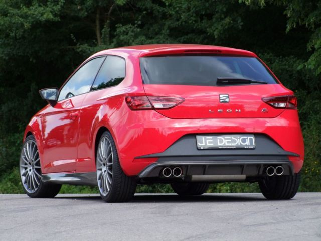 SEAT LEON FR tuned by JE DESIGN