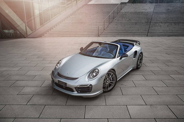 TECHART PORSCHE 911 TURBO S