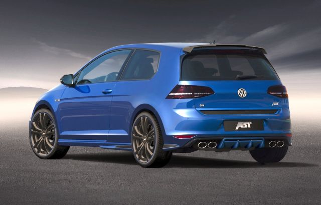 GOLF VII R tuned by ABT