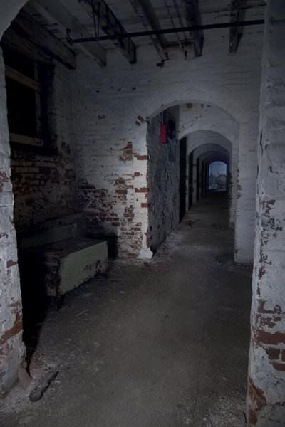 Basement Photo Of The Abandoned Northampton State Hospital