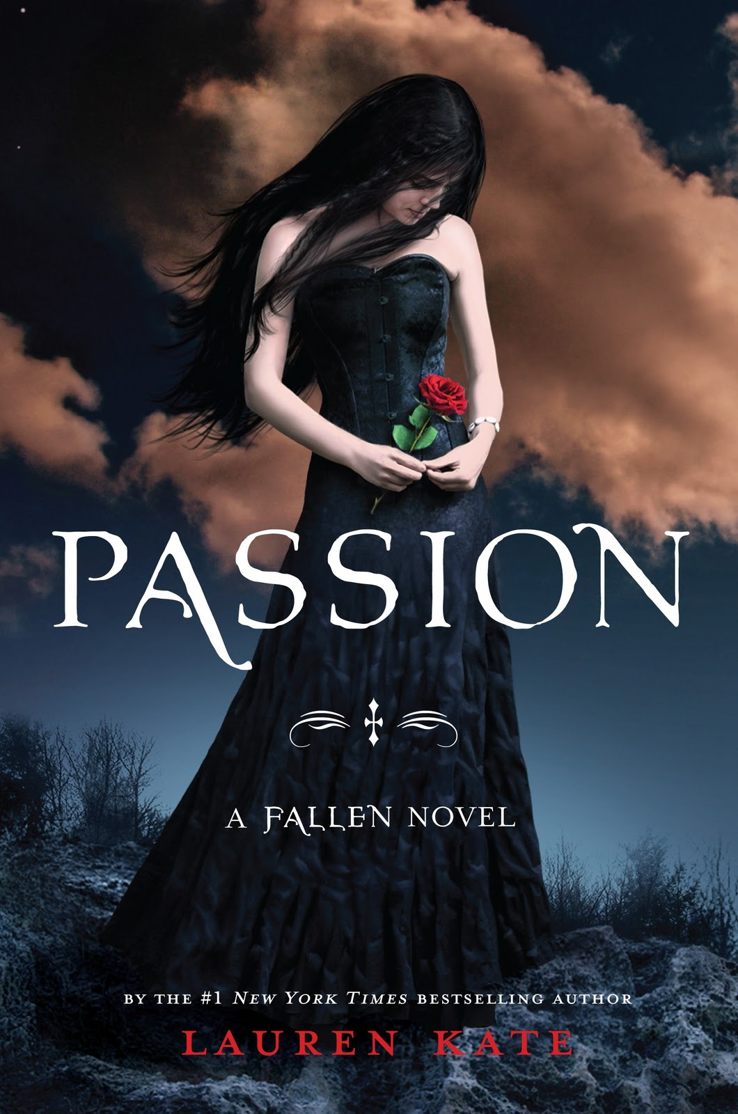 PASSION (THE FALLEN SERIES, BOOK #3) BY LAUREN KATE: BOOK ...