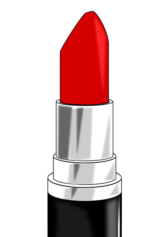 Black Lipstick Clip Art