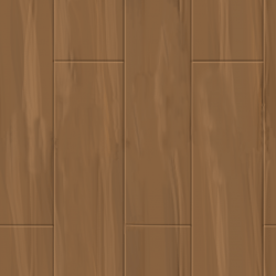 Simple Seamless Hand Painted Wooden Planks Texture