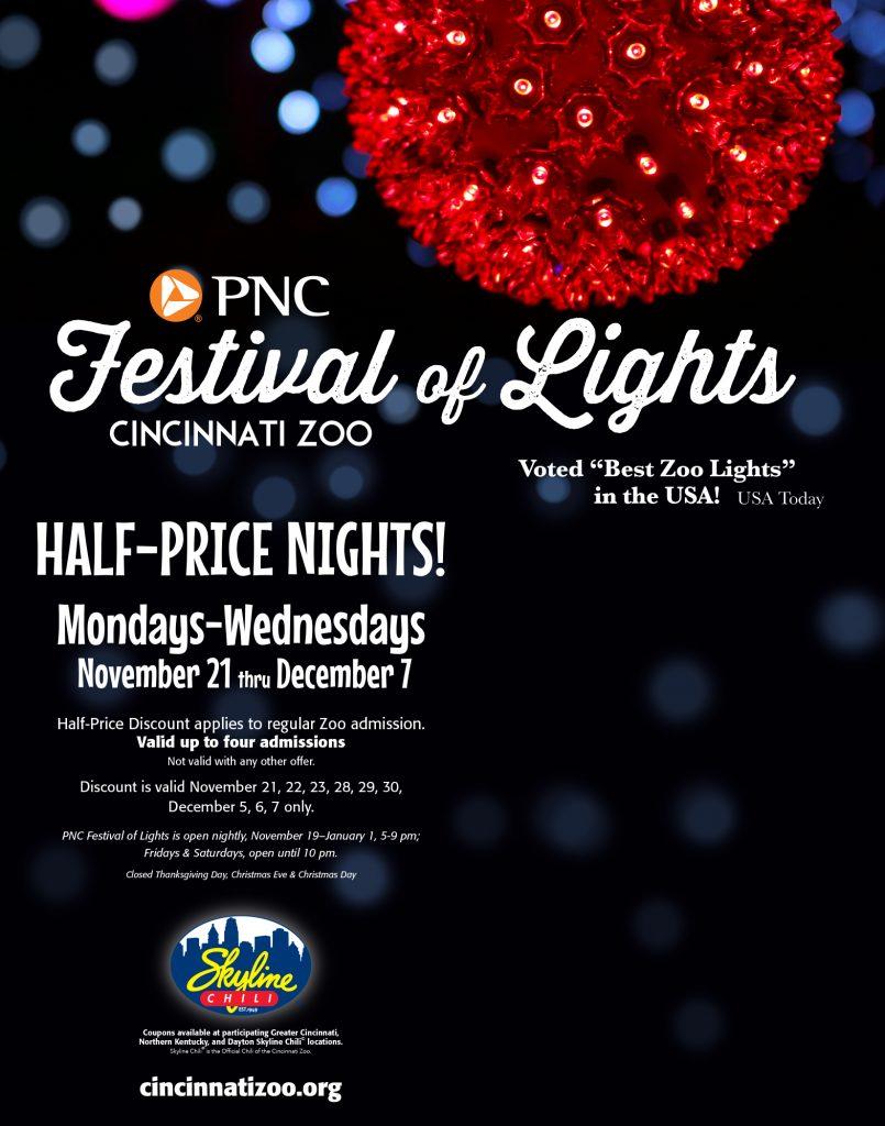 Cincinnati Festival Lights