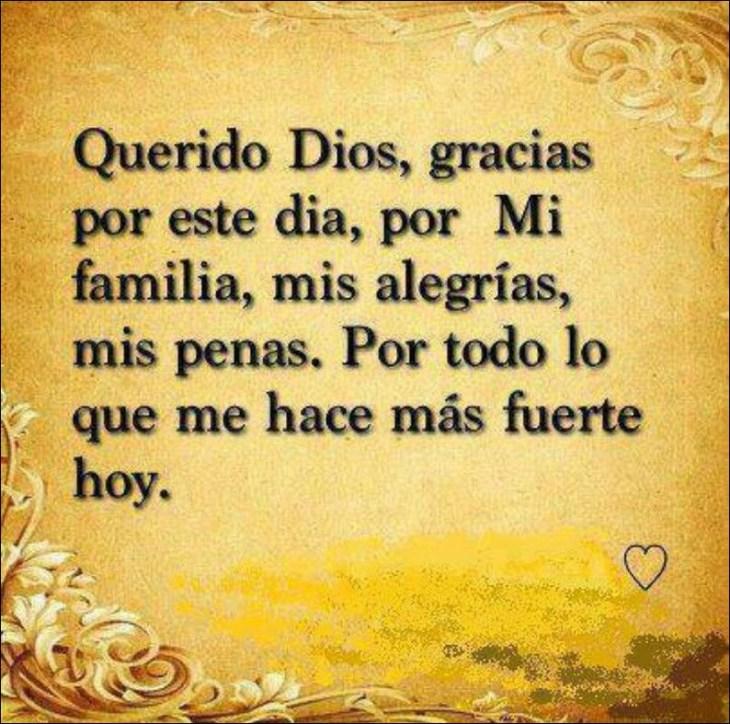 Oracion Del Dia Adios