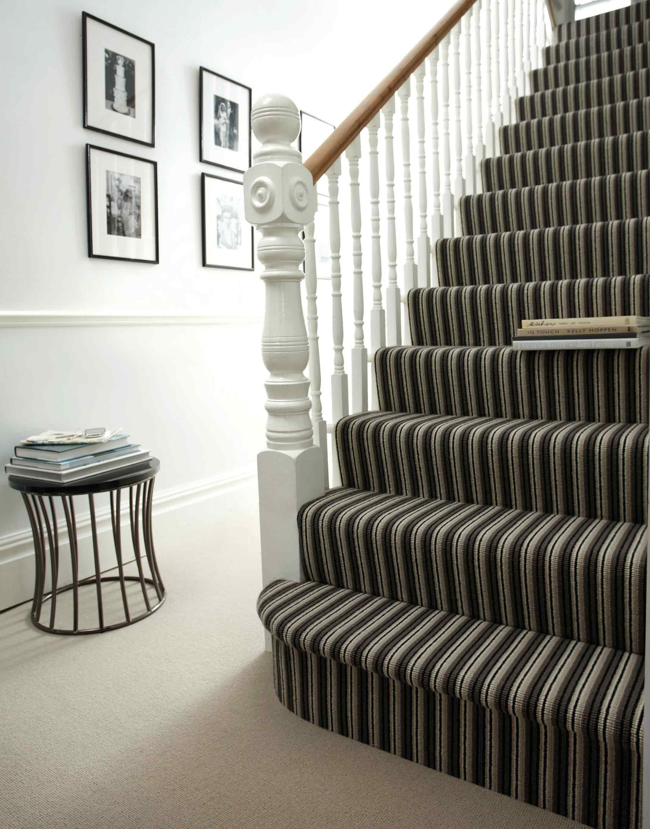 Key Factors Which Make A Carpet Ideal For Stair Installations   Durable Carpet For Stairs   High Traffic   Flower Design   Low Pile   Masland   Stair Treads