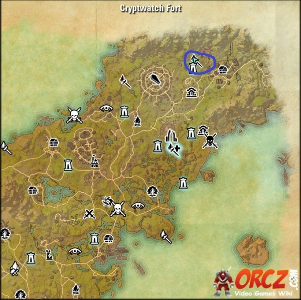 Elder Scrolls Map Games