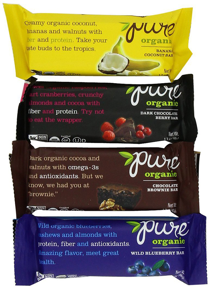 Healthy Foods Snacks Whole