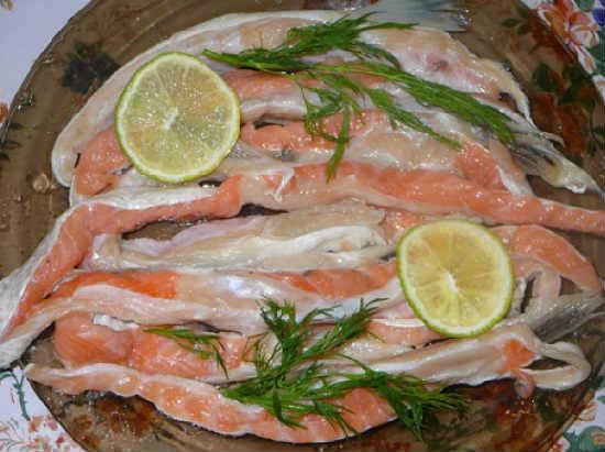 Kak posolit 'losos' v domashnih Usloviyah vkusno4