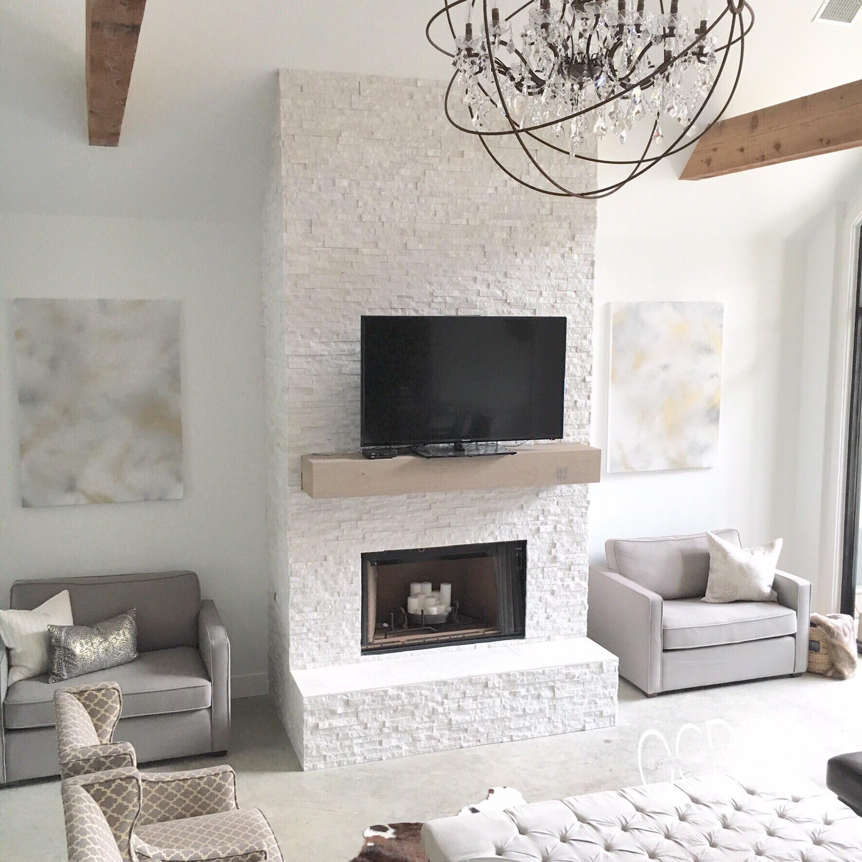 Living Room Tour Organize Clean Decorate