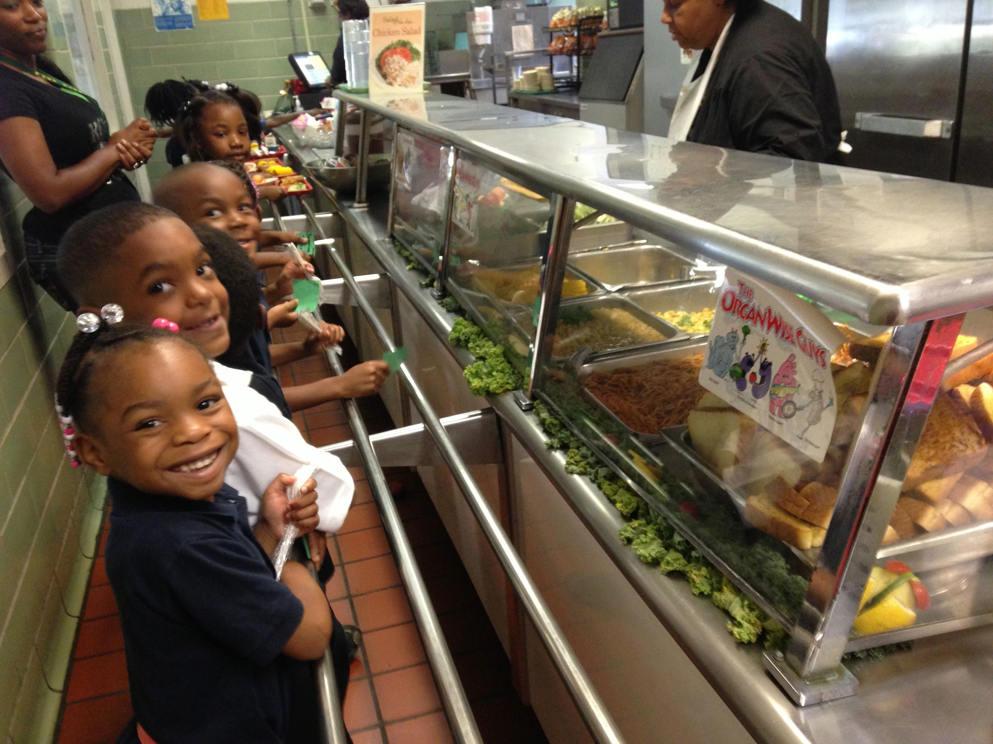 School Food Service Menus