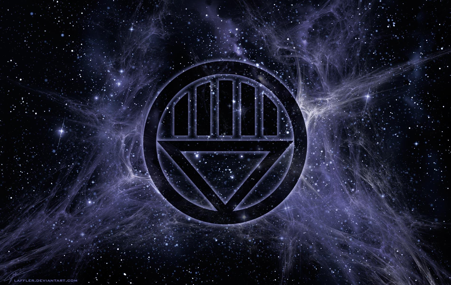 Blue Lantern Corps Symbol