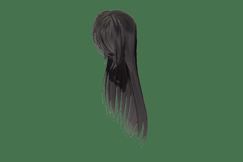 Roblox Extensions Black Hair Purple Tint