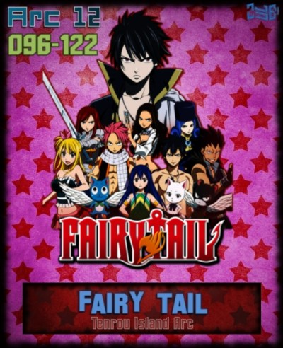 Fairy Tail Arc 12 - Tenrou Island Arc AnimeIcon by Zule21 ...