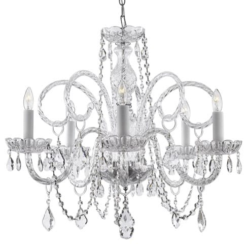 crystal chandeliers # 59