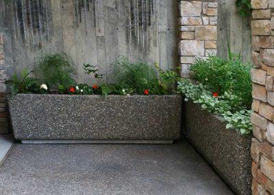 Ornamental Stone Inc Concrete Exposed Aggregate Gallery