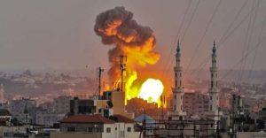 israeli-air-attack