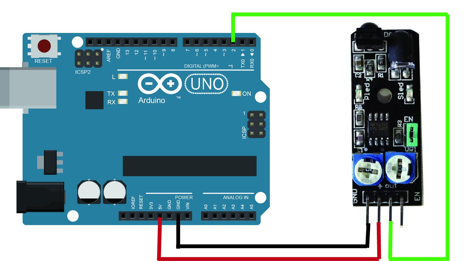Arduino Light Sensor Code Arduinoduepinoutdiagram