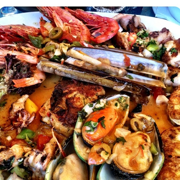 Top Francisco Ca Seafood Restaurants San