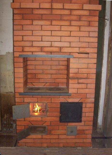 "Uppvärmningskokning ""Svenska"" Furnace-Fireplace Design Ryazankina"