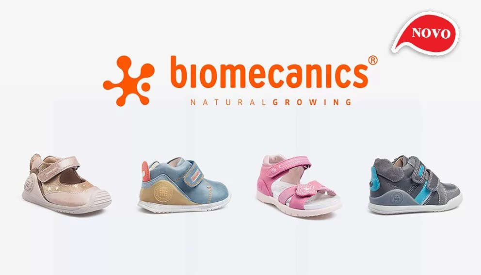 Biomecanics children's footwear Maribor