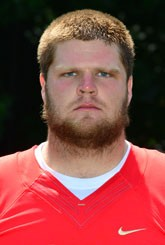 Justin Christoff - 2015 - Football - Otterbein University Athletics