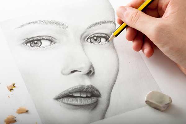 Oppiminen piirtää henkilön kasvot