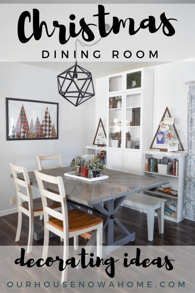 Regional Dining Room Decorating Ideas Christmas