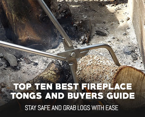 Top 10 Best Fireplace Tongs A Complete Guide