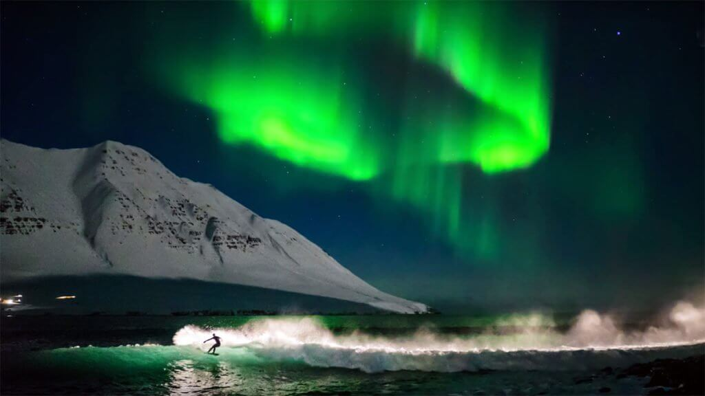 Northern Lights 2017 Iceland