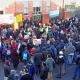 Protesto de muçulmanos