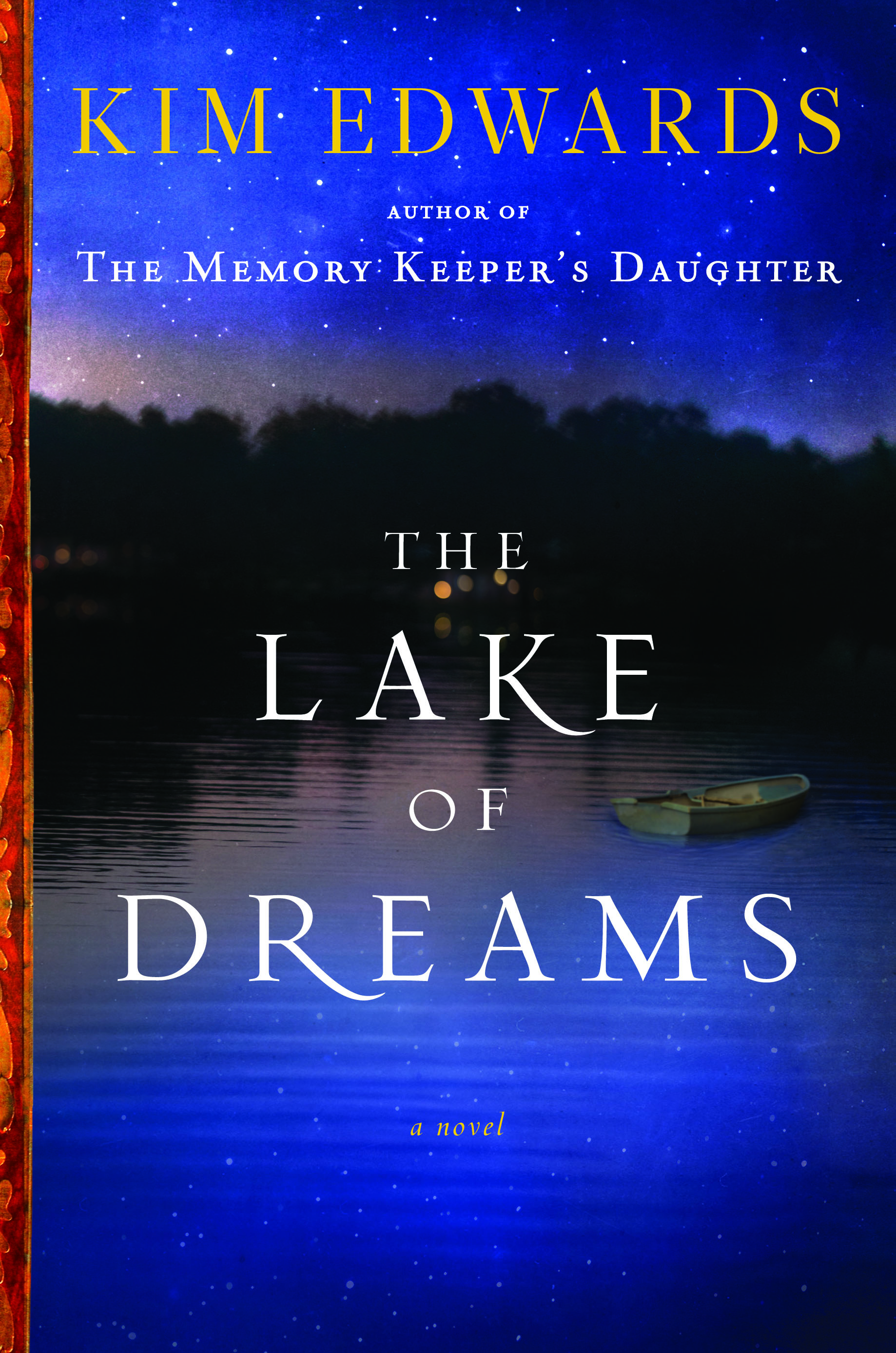 Book Review The Lake Of Dreams By Kim Edwards