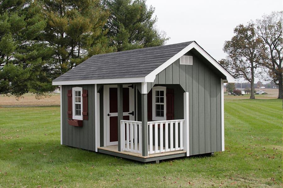 Small Storage Buildings
