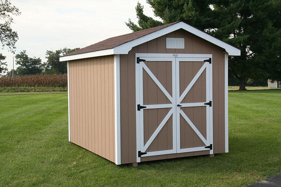 Portable Outdoor Shed