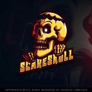 logo,preview,scareskull,overlaytemplate.com