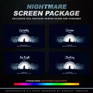 screen,preview,nightmare,overlaytemplate.com