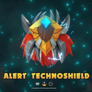 animated alert,preview1,technoshield,overlaytemplate.com